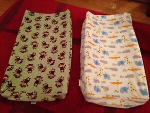 Change pad x2 & change pad covers