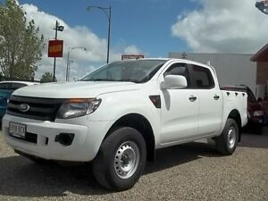 2014 Ford Ranger PX XL Double Cab 4x2 Hi-Rider 6 Speed Sports Automatic Utility Murray Bridge Murray Bridge Area Preview