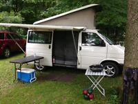 Roof rack for VW WESTY