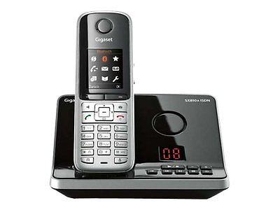 Gigaset S810a ISDN schnurloses Telefon mit Anrufbeantworter