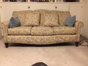Sofa and Armchair in Great Condition