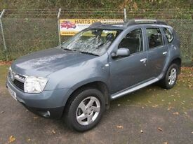 Dacia Duster 1.5 Laureate DCi 110 Turbo Diesel 5DR 4x2 (tempest grey) 2013