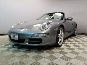 2006 Porsche 911 Carrera C4 AWD Cabriolet | Manual | Sport Chron