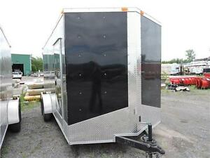 Remorque SG Fermée TA 7X16 Enclosed Trailer