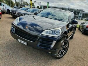 2008 Porsche Cayenne 9PA MY08 Black 6 Speed Sports Automatic Wagon Sylvania Sutherland Area Preview