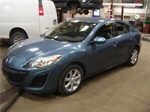 2011 Mazda Mazda3 GX Engine has 38000 kms