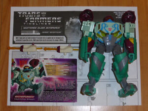 TRANSFORMERS BOTCON 2012 OCTOPUNCH EXCLUSIVE