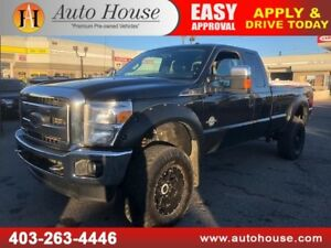 2015 FORD F350 SUPER DUTY LARIAT 6.7 POWER STROKE B20 NAVI BCAM