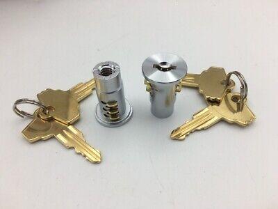 Lock And Key X2 Vending Gumball Machine Northwestern Eagle Oak Aa Acorn