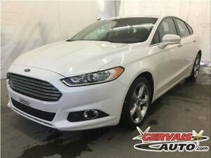 Ford Fusion SE Sport AWD Ecoboost MAGS 2015