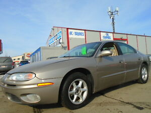 2001 Oldsmobile Aurora LUXURY PKG-3.5 V6-LEATHER-SUNROOF-AMAZING