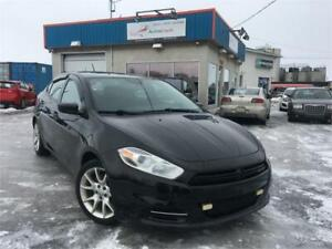 DODGE DART 2013 AC/ MAGS/ TOIT OUVRANT/ BAS MILLAGE/ CLEAN !!!