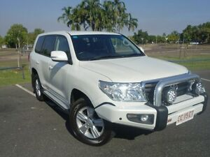 2013 Toyota Landcruiser VDJ200R MY13 Altitude Crystal Pearl 6 Speed Sports Automatic Wagon Gunn Palmerston Area Preview
