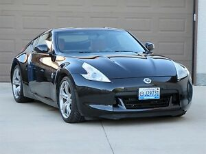 2010 Nissan 370Z Coupe Black/Black