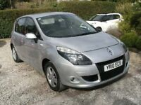 2001 RENAULT SCENIC 1.5 DCI TOM TOM MODEL SILVER WITH FULL SERVICE HISTORY 12 MONTH M.O.T.