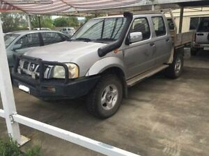 2006 Nissan Navara D22 ST-R (4x4) 5 Speed Manual Dual Cab Pick-up Laidley Lockyer Valley Preview