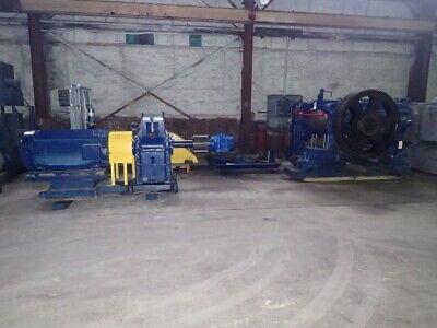 22 X 60 Farrel Two Roll Mill 3176-1