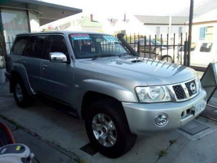 2007 ST-S Nissan Patrol 4x4 Turbo Diesel 7 Seat Auto Wagon New Town Hobart City Preview