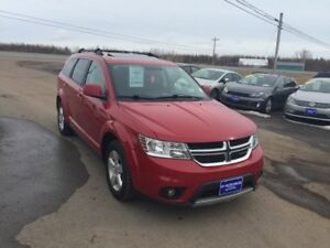 2012 Dodge Journey SXT 7 PASSENGER V6 Cylinder Engine 3.6L