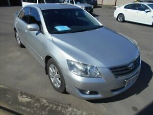 2007 Toyota Aurion GSV40R Touring Silver Automatic Sedan Waterford Logan Area Preview