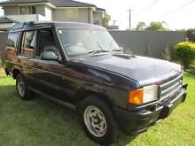 Land Rover Discovery 1998 Wagon V8, 5 Speed Manual Leather Wentworthville Parramatta Area Preview
