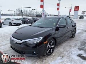 2016 Honda Civic Sedan Touring- Fully Loaded, 1.5L Turbo!!
