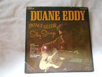 Vinyl LP Twangy Guitar Silky Strings – Duane Eddy RCA Camden CDS 1072