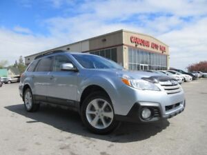 2014 Subaru Outback 2.5i PREMIUM, ROOF, ALLOYS, HTD. SEATS!