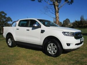 2018 Ford Ranger PX MkIII 2019.00MY XLT Pick-up Double Cab White 6 Speed Sports Automatic Utility Lucknow East Gippsland Preview
