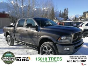 2018 Ram 3500 LARAMIE SPORT AIR SUSPENSION SUNROOF LEATHER BENCH