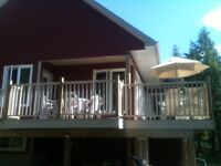Cottage for Rent  Round Lake  Havelock