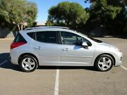 2010 Peugeot 207 MY10 Touring Outdoor 4 Speed Automatic Wagon Greenacres Port Adelaide Area Preview