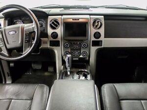 2013 Ford F-150 FX luxury pkg with black leather bucket seats-RE Edmonton Edmonton Area image 15