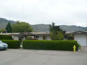 Large waterfront home in Osoyoos.  Utilities included.