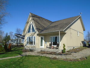 Waterfront property - Hay Bay - $549,900