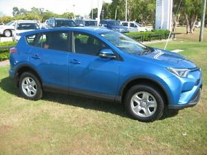 2015 Toyota RAV4 ASA44R MY16 GX (4x4) Blue 6 Speed Automatic Wagon South Grafton Clarence Valley Preview