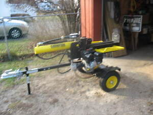 20 Ton Champion Gas Log Splitter