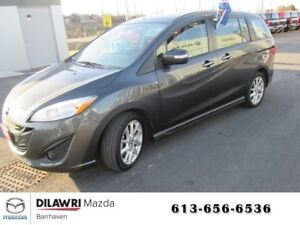 2017 Mazda Mazda5 GT FULLY LOADED! LOW KMS.