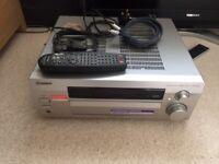 Pioneer Audio Video Multi Channel Receiver VSX D811S