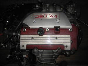 02 04 ACURA RSX DC5 K20A I-VTEC TYPE R ENGINE 6SPED TRANS JDM