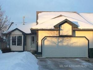 Adult Living Semi-detached Condo with Garage