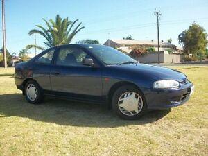 1999 Mitsubishi Lancer CE GLi 4 Speed Automatic Coupe Alberton Port Adelaide Area Preview