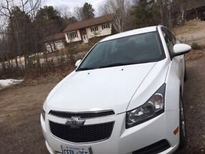 2014 CHEV Cruze for Sale with Safety