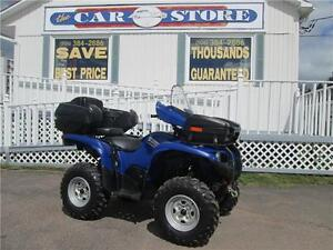 SOLD!!! 2013 YAMAHA GRIZZLY 700R