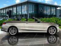2019 Mercedes-Benz C Class C220D 4Matic Amg Line Premium 2Dr 9G-Tronic Auto Cabr