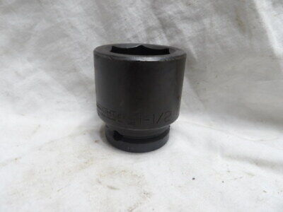 Wright 34 Drive 1-12 Impact Socket 6848 - Made In The Usa