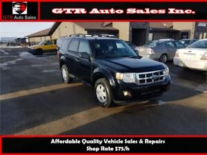 2009 Ford Escape XLT 4WD *REMOTE START, BLOCK HEATER, NEW TIRES*