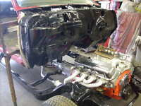 Restoration, body or paint with new unbelievable shop prices!