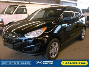 2013 Hyundai Tucson GL Auto AWD Sieges-Chauf Bluetooth MP3/AUX A