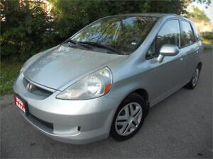 2007 Honda Fit LX  150 kms Only, Auto Loaded $3995